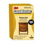3M™ SandBlaster™ Dual Angle Sanding Sponge 9564 4.5 in x 2.5 in x 1 in