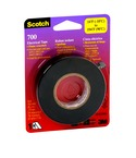 Scotch® 700 Vinyl Electrical Tape 24413-BA-6, 5 Pack Of 3/4 in x 66 ft x 0.007 in (19 mm x 20, 1 m x 0, 18 mm) Rolls