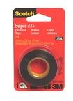 Scotch® Super 33+ Vinyl Electrical Tape 3744, 3/4 in x 300 in