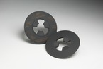 3M™ Disc Pad Face Plate 14270, 4-1/2 in Hard Black