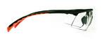 3M™ Privo™ Protective Eyewear, 12261-00000-20 Clear Anti-Fog Lens, Black Frame 3M stock# 7000127535