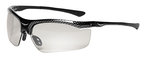 3M™ Smart Lens™ Protective Eyewear, 13407-00000-5 Photochromatic Lens, Black Frame
