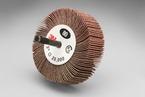 3M™ Flap Wheel Type 83 244D, 3 in x 1 in x 1/4 in 120 X-weight