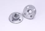 3M™ Disc Retainer Nut 05622, 3/8 in 5/8-11 Internal