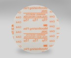 3M™ Hookit™ Microfinishing Film Type D Disc 268L, 3 in x NH 15 Micron