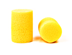 3M™ E-A-R™ Classic™ Uncorded Earplugs, Hearing Conservation 312-1201 in Poly Bag 3M stock# 7000002300