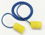 3M™ E-A-R™ Classic™ Corded Earplugs, Hearing Conservation 311-1101 in Poly Bag 3M stock# 7000002301