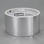 Scotch® Foil Tape 3311 Silver, 2 in x 10 yd