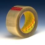 Scotch® Box Sealing Tape 351 Clear, 48 mm x 50 m