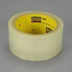 Scotch® Box Sealing Tape 353 Clear, 48 mm x 50 m