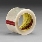 Scotch® Label Protection Tape 3565 Clear, 120 mm x 100 m