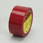 Scotch® Box Sealing Tape 373 Red, 36 mm x 50 m