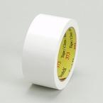 Scotch® Box Sealing Tape 373 White, 48 mm x 50 m