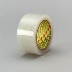 3M™ Polyethylene Tape 480 Transparent, 1 in x 36 yd 5.1 mil