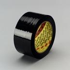 3M™ Polyethylene Tape 483 Black, 2 in x 36 yd 5.3 mil