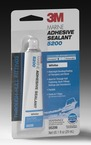 3M™ Marine Adhesive/Sealant 5200 5206, 1 fl Ounce, White