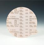 3M™ Diamond Microfinishing PSA Film Disc 675L, 5 in x NH 125 Micron