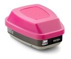 3M™ Organic Vapor Cartridge/Filter 60921, P100 Respiratory Protection