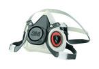 3M™ Half Facepiece Reusable Respirator 6100/07024(AAD), Respiratory Protection, Small