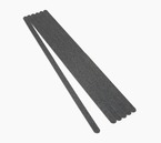 3M™ Safety-Walk™ Slip-Resistant General Purpose Tapes and Treads 610, Black, 0.75 in x 24 in, Tread 3M stock# 7100122465