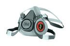 3M™ Half Facepiece Reusable Respirator 6200/07025(AAD), Respiratory Protection, Medium
