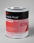 3M™ Scotch-Weld™ Industrial Adhesive 4799 Black, 1 Gallon
