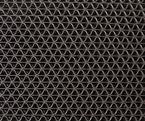 3M™ Nomad™ Z-Web Medium Traffic Scraper Matting 6250, Brown, 3 ft x 5 ft