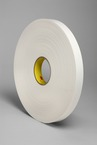 3M™ Urethane Foam Tape 4108 Natural, 1 in x 36 yd 30.0 mil
