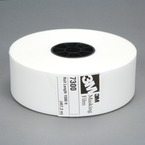 3M™ High Temperature Paint Masking Film 7300 Translucent, 3 in x 1500 ft 2.0 mil, Boxed