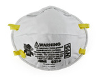 3M™ Particulate Respirator 8210, N95 3M stock# 7100132742