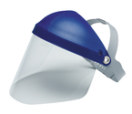 3M™ Short Clear PETG Faceshield WE96S, Face Protection 82580-00000, Flat Stock