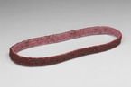 Scotch-Brite™ Surface Conditioning Belt, 1/2 in x 18 in A MED