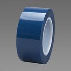 3M™ Polyester Tape 8991 Blue, 1 1/2 in x 72 yd 2.4 mil Bulk 3M stock# 7010335764