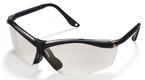 3M™ Tekk Protection™ Performance Safety Eyewear 90958-00002T, Black Frame, Indoor/Outdoor Mirror Lens