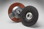 3M™ Depressed Center Wheel, 4-1/2 in x 1/4 in x 5/8-11 Internal 24