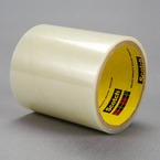 3M™ Double Coated Tape 9628FL Clear, 1/2 in x 60 yd