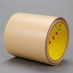 3M™ Double Coated Tape 9629PC Clear, 54 x 60 yards (1371 6 mm x 54, 864 m)