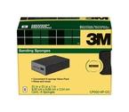 3M™ Sanding Sponge CP002-6P-CC, Medium, 3.75 in x 2.625 in x 1 in