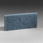 3M™ Doodlebug™ Blue Scrub Pad 8242, 4.6 in x 10 in 3M stock# 7000002234