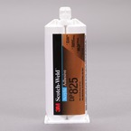 3M™ Scotch-Weld™ Acrylic Adhesive DP825 White, 200 mL Duo-Pak