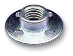 3M™ Disc Retainer Nut 02618, 5/16 in x 5/8-11 Internal