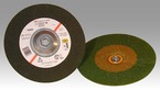 3M™ Green Corps™ Depressed Center Wheel, 24 7 in x 1/4 in x 5/8-11 Internal