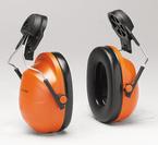 3M™ Peltor™ Hi-Viz Cap-Mount Earmuffs, Hearing Conservation H31P3E