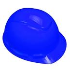 3M™ Hard Hat, Blue 4-Point Pinlock Suspension H-703P