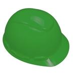 3M™ Hard Hat, Green 4-Point Pinlock Suspension H-704P