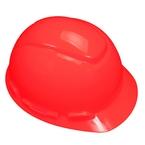 3M™ Hard Hat, Red 4-Point Pinlock Suspension H-705P