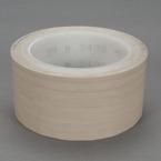 3M™ PTFE Film Tape 5498 Beige, 2 in x 36 yd 4.0 mil
