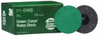 3M™ Green Corps™ Roloc™ Disc, 01408, 3 in, 24 YF