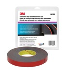 3M™ Acrylic Plus High-Bond Tape 6389, Black, 7/8 in x 20 yd