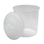 3M™ PPS™ Kit 16301, Standard size, 125u filters (Full Diameter)
